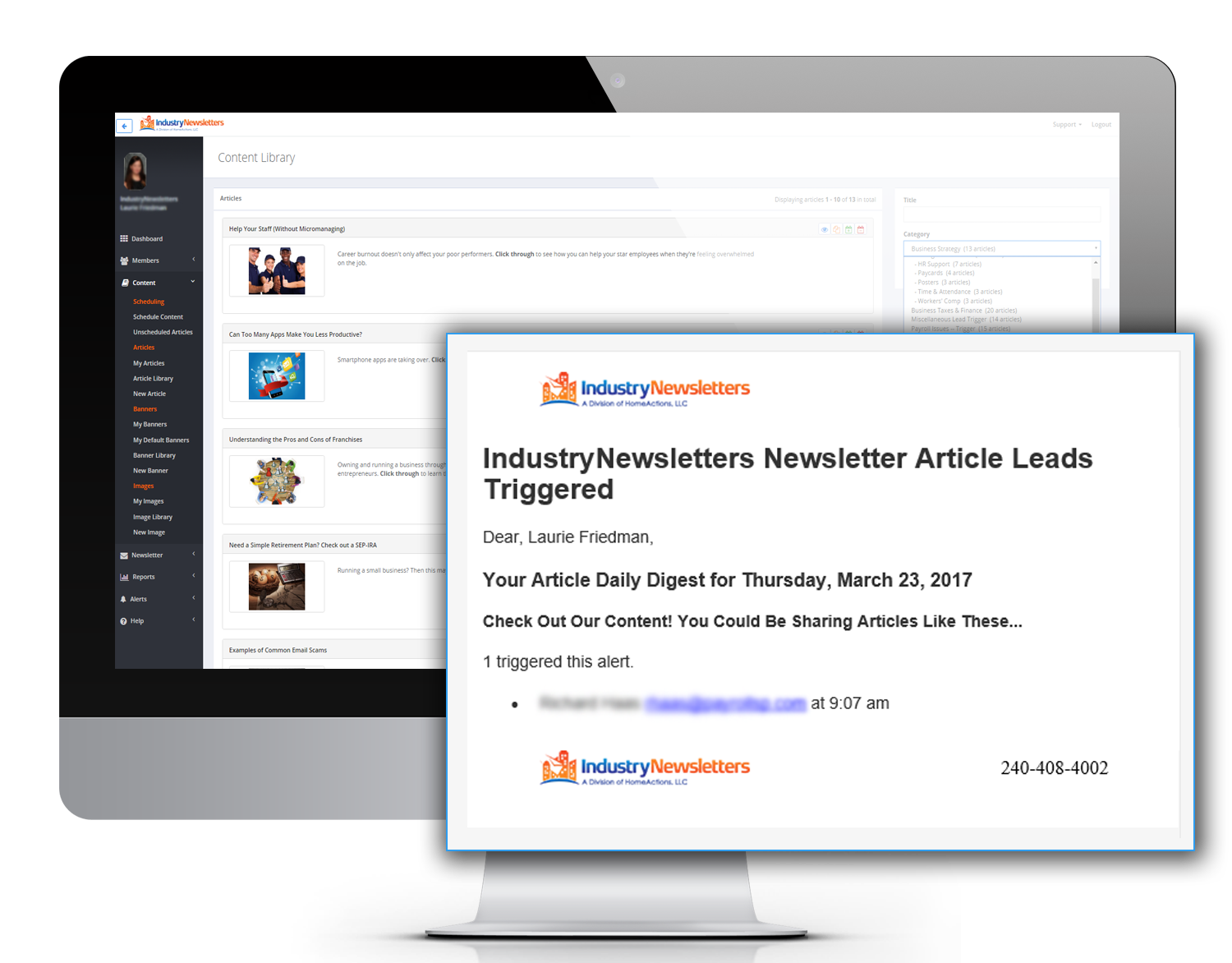 Generate More Leads With Trigger Articles