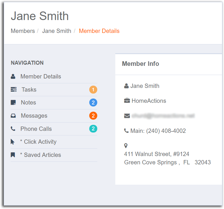 Tracking Email Marketing Member Record Leads With CRM Tools